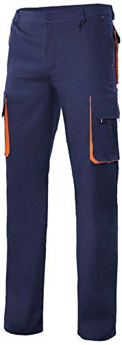Pro trabajo federal-pantalones trabajo bolsillos refuerza mucho tiempo y tamaños breve mod 4504